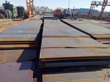 山东铺路钢板租赁