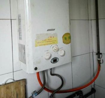 强排式拉萨热水器维修检查步骤