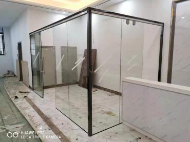 南宁玻璃隔断