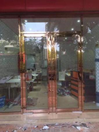 南宁专业玻璃门维修安装