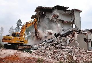 郑州拆除施工前的准备