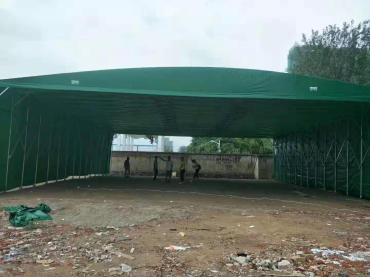 武汉推拉帐篷 遮风遮阳挡雨