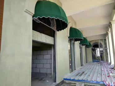 武汉安装遮阳棚阳光蓬