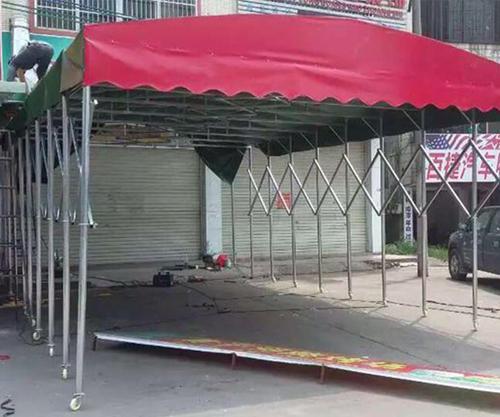 安装遮阳棚供应