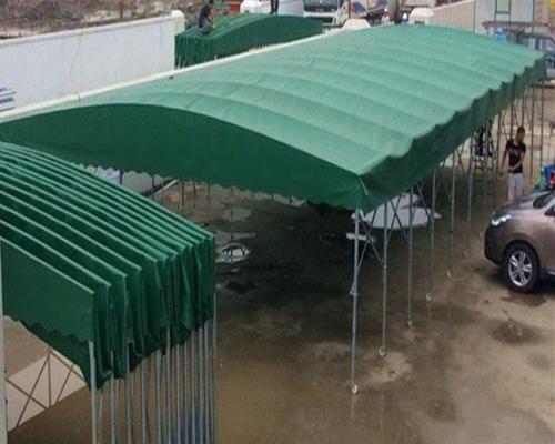 电动遮阳雨棚