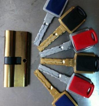 临海专业换防盗门锁芯 保证质量  免费上门安装