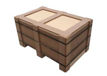 包装木箱防止木材变色方法