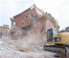 幸福拆除公司专业拆除室内外建筑物
