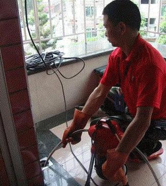 禅城区专业疏通家庭下水道