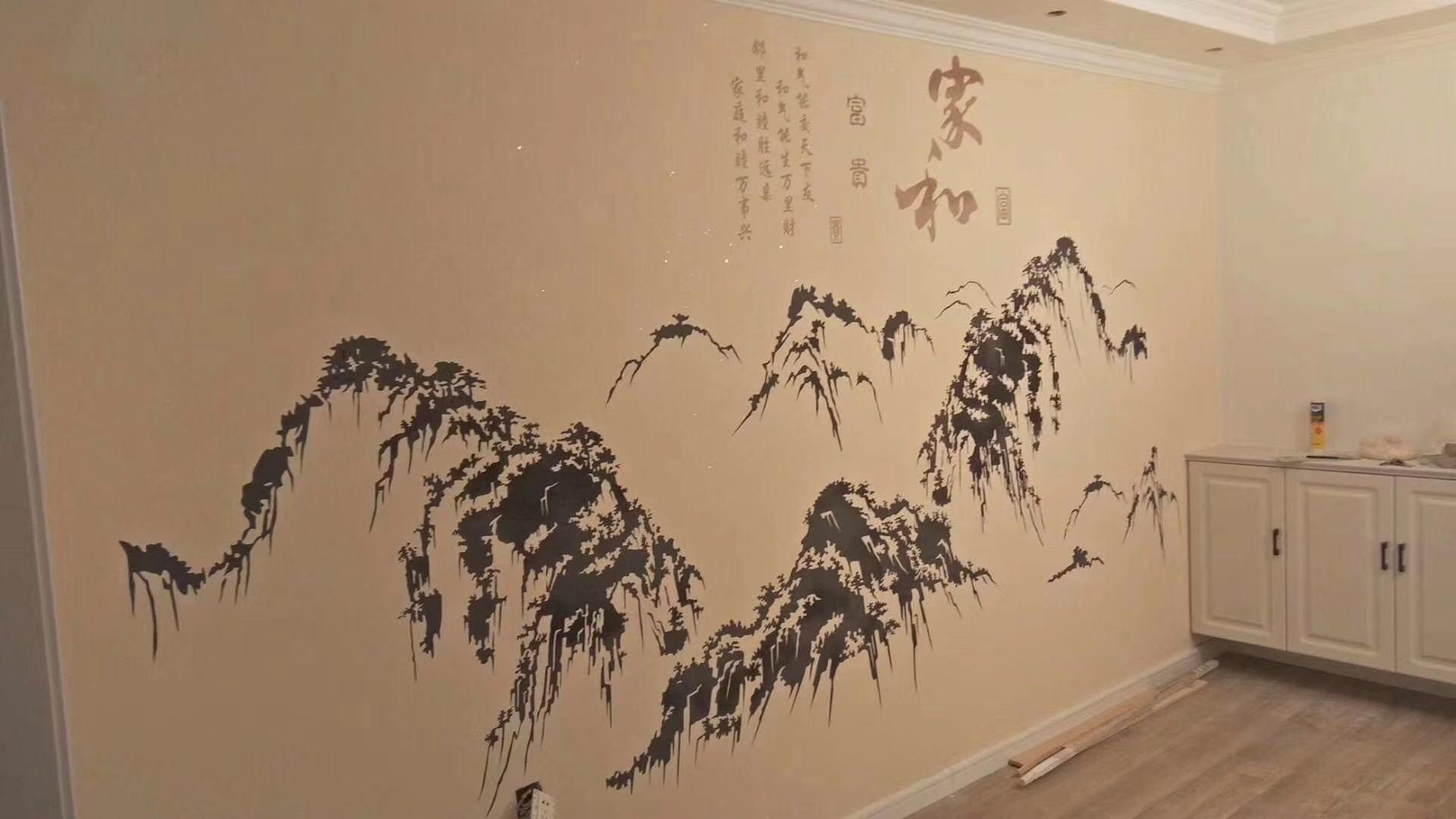 惠州二手房墙面修补墙面粉刷改刷颜色