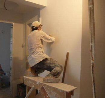 惠州墙面翻新修补