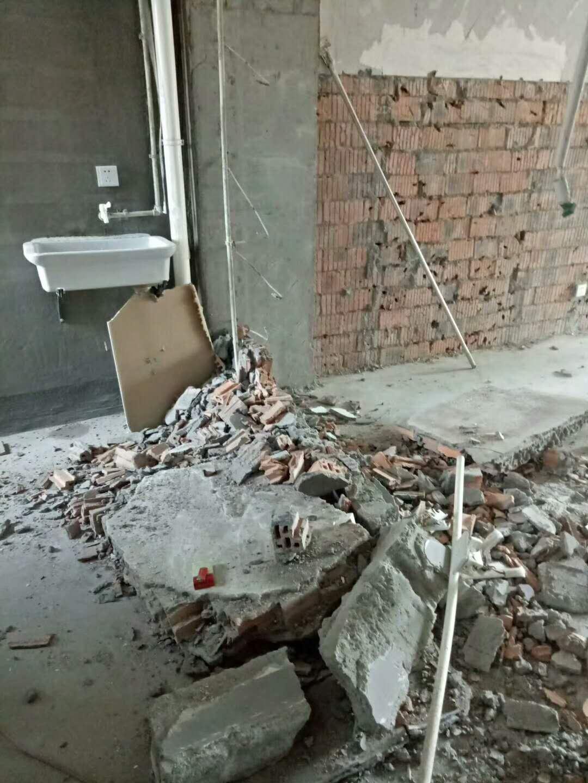 东营专业砸墙