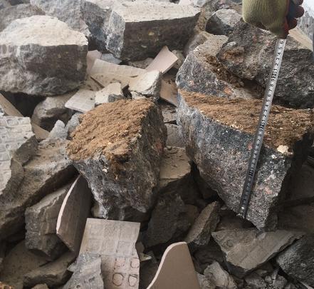 东营专业二手房拆除 敲墙砸墙