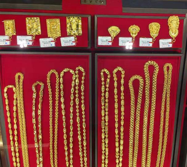 绍兴回收黄金 专业计量称重设备 当场称重