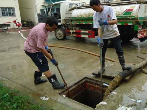 柳州管道疏通的绿色方法