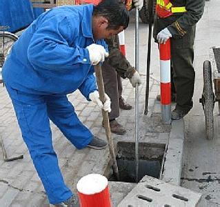 下水管道疏通淤泥的施工流程