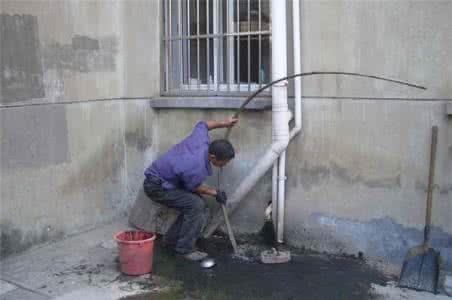 太原高压清洗车疏通下水道
