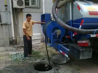 太原地区专业的管道疏通清洗