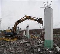 蚌埠墙体拆除的方法