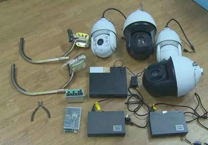恩施维修服务部的监控维修安装安全可靠