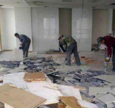 蚌埠专业墙体拆除