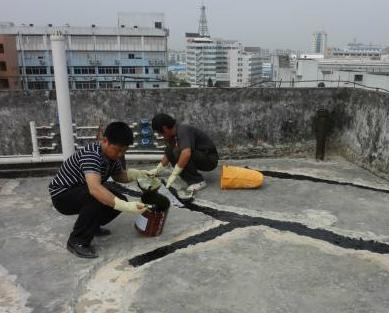 湛江防水补漏工程