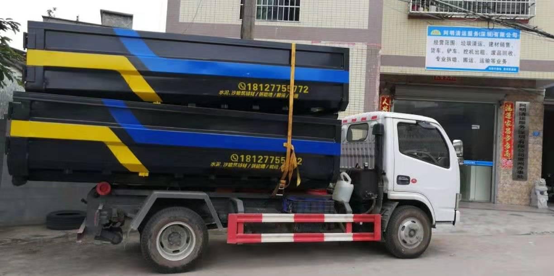 惠州清运建筑垃圾 工业垃圾 生活垃圾