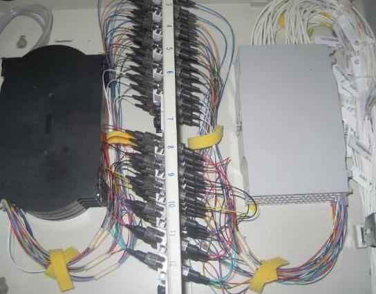 拉萨强电系统施工设备安装调试