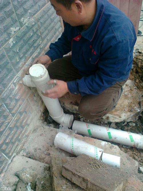 管道维修安装方法