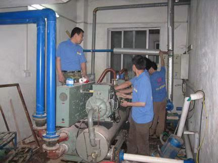 高州专业中央空调维修改造安装维修