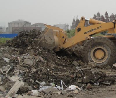 宁波垃圾清运工程