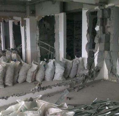 庐阳区专业拆除室内各种墙体