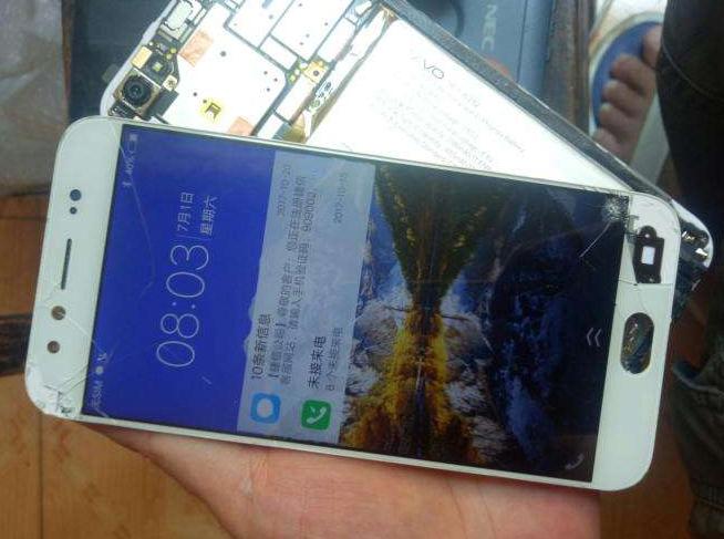 泸州手机专业维修 进水不开机黑屏