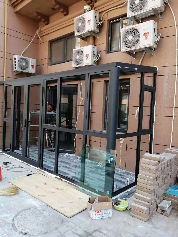 威海阳光房设计安装