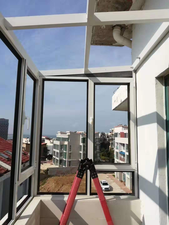 威海阳光房制作工程