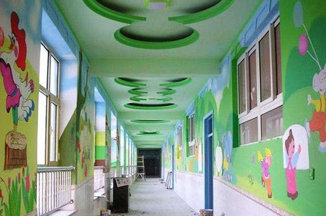江宁区墙体彩绘的注意事项