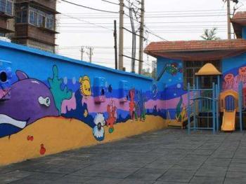 墙体彩绘的相关具体内容