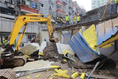 徐州旧房拆除作业注意事项