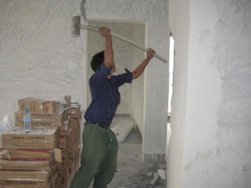 徐州拆除砸墙需要多少钱