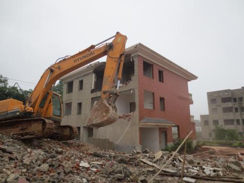 徐州旧房拆除安全很重要