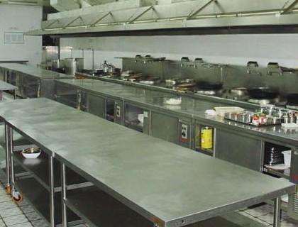 不锈钢厨房设备的材质怎么看