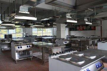 杭州厨房厨具回收 厨房设备多种多样