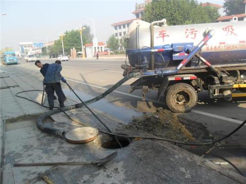 石河子专业管道疏通