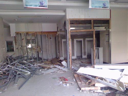 六安拆除房屋先后顺序
