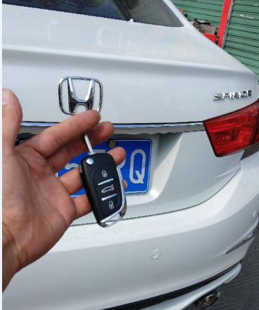 烟台莱山汽车开锁 专业配置各种汽车钥匙