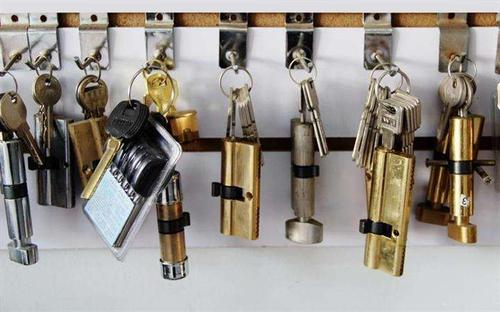 阆中换锁 超B级防盗锁的重要性