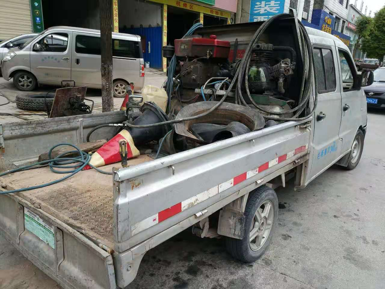 青岛24小时汽车救援 专业、高效、快捷