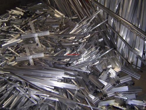 废不锈钢的预处理