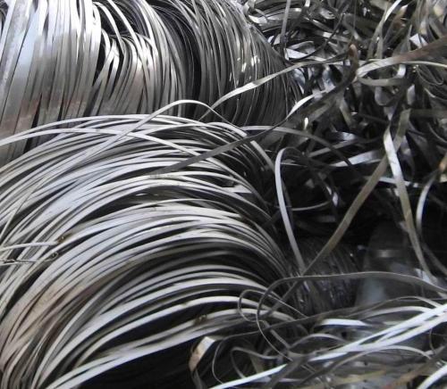 不锈钢回收去除绝缘体方法