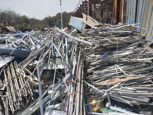 昆山不锈钢回收后如何处理